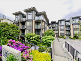 """Photo 28: 412 225 FRANCIS Way in New Westminster: Fraserview NW Condo for sale in """"WHITTAKER"""" : MLS®# R2469527"""