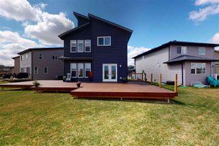 Photo 44: 3611 PARKER Close in Edmonton: Zone 55 House for sale : MLS®# E4208582