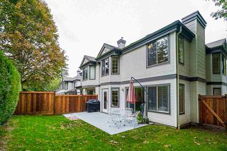"""Photo 39: 47 15840 84 Avenue in Surrey: Fleetwood Tynehead Townhouse for sale in """"Fleetwood Gables"""" : MLS®# R2505704"""