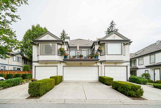 """Photo 1: 47 15840 84 Avenue in Surrey: Fleetwood Tynehead Townhouse for sale in """"Fleetwood Gables"""" : MLS®# R2505704"""