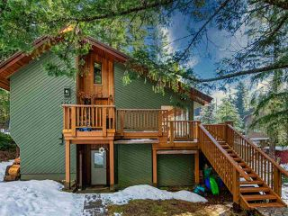 """Photo 1: 8361 VALLEY Drive in Whistler: Alpine Meadows House for sale in """"Alpine Meadows"""" : MLS®# R2522011"""