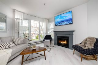 "Main Photo: 310 2020 W 8TH Avenue in Vancouver: Kitsilano Condo for sale in ""Augustine Gardens"" (Vancouver West)  : MLS®# R2529670"
