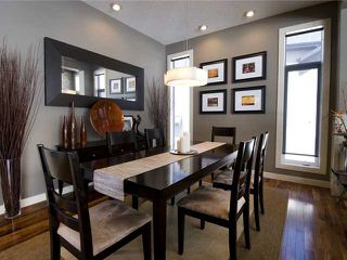 Photo 7: 11 Spring Willow Way SW in CALGARY: Springbank Hill Residential Detached Single Family for sale (Calgary)  : MLS®# C3471244