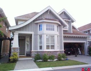 "Main Photo: 16 15288 36TH AV in Surrey: Morgan Creek House for sale in ""Cambria"" (South Surrey White Rock)  : MLS®# F2512158"