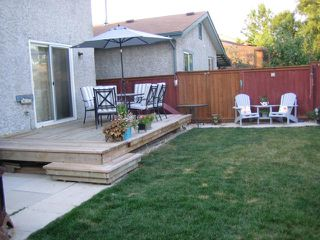 Photo 16: 91 Malmsbury Avenue in WINNIPEG: St Vital Residential for sale (South East Winnipeg)  : MLS®# 1117290