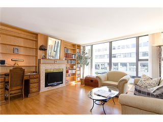 """Photo 2: # 207 1633 W 8TH AV in Vancouver: Fairview VW Condo for sale in """"FIRCREST GARDENS"""" (Vancouver West)  : MLS®# V971251"""