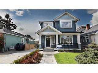Photo 1: 311 DURHAM ST in New Westminster: GlenBrooke North House for sale : MLS®# V999312