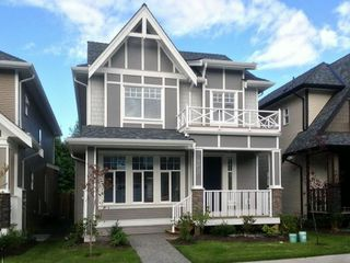 """Photo 1: 7685 211A Street in Langley: Willoughby Heights House for sale in """"Yorkson"""" : MLS®# F1326252"""
