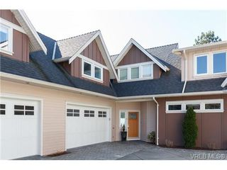 Photo 3: 2 9926 Resthaven Dr in SIDNEY: Si Sidney North-East Row/Townhouse for sale (Sidney)  : MLS®# 665407