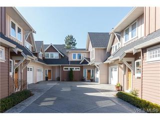 Photo 2: 2 9926 Resthaven Dr in SIDNEY: Si Sidney North-East Row/Townhouse for sale (Sidney)  : MLS®# 665407