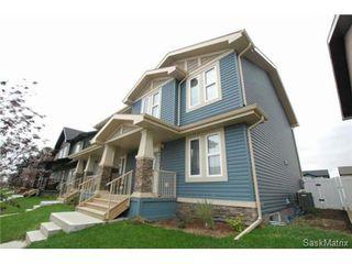 Photo 2: 4417 GREEN POPLAR Lane East in Regina: Greens on Gardiner Semi-Detached for sale (Regina Area 04)  : MLS®# 524372