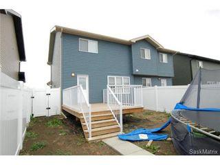 Photo 40: 4417 GREEN POPLAR Lane East in Regina: Greens on Gardiner Semi-Detached for sale (Regina Area 04)  : MLS®# 524372