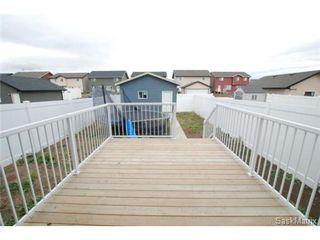 Photo 42: 4417 GREEN POPLAR Lane East in Regina: Greens on Gardiner Semi-Detached for sale (Regina Area 04)  : MLS®# 524372