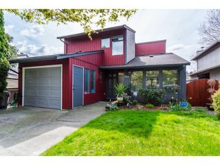 Photo 1: 2449 WAYBURNE Crescent in Langley: Willoughby Heights House for sale : MLS®# F1437139