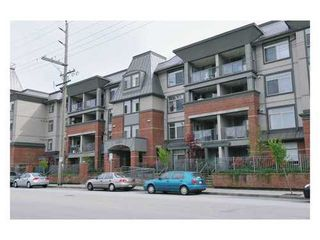 Photo 1: 107 2330 WILSON Ave in Port Coquitlam: Central Pt Coquitlam Home for sale ()  : MLS®# V822897