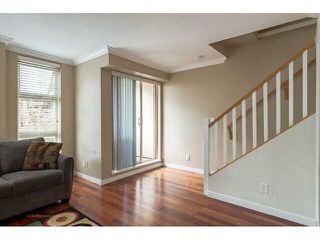 """Photo 3: 21 628 W 6TH Avenue in Vancouver: Fairview VW Townhouse for sale in """"Stella Del Fiordo"""" (Vancouver West)  : MLS®# V1136128"""