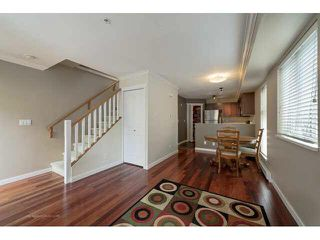 """Photo 4: 21 628 W 6TH Avenue in Vancouver: Fairview VW Townhouse for sale in """"Stella Del Fiordo"""" (Vancouver West)  : MLS®# V1136128"""