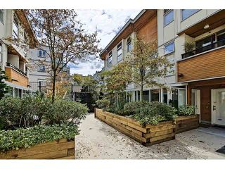 """Photo 18: 21 628 W 6TH Avenue in Vancouver: Fairview VW Townhouse for sale in """"Stella Del Fiordo"""" (Vancouver West)  : MLS®# V1136128"""