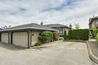 "Photo 1: 117 1140 CASTLE Crescent in Port Coquitlam: Citadel PQ Townhouse for sale in ""THE UPLANDS"" : MLS®# R2083351"
