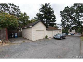 Photo 3: 2440 Quadra Street in VICTORIA: Vi Central Park Revenue 4-Plex for sale (Victoria)  : MLS®# 366840