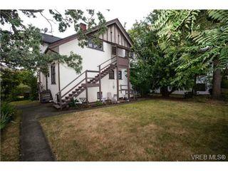 Photo 2: 2440 Quadra Street in VICTORIA: Vi Central Park Revenue 4-Plex for sale (Victoria)  : MLS®# 366840