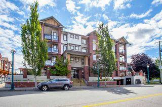 """Main Photo: 410 5650 201A Street in Langley: Langley City Condo for sale in """"Paddington Station"""" : MLS®# R2087664"""