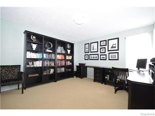 Photo 3: 58 Haverstock Crescent in Winnipeg: Linden Woods Residential for sale (1M)  : MLS®# 1622551