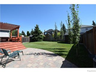 Photo 16: 58 Haverstock Crescent in Winnipeg: Linden Woods Residential for sale (1M)  : MLS®# 1622551