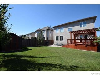 Photo 19: 58 Haverstock Crescent in Winnipeg: Linden Woods Residential for sale (1M)  : MLS®# 1622551