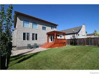 Photo 17: 58 Haverstock Crescent in Winnipeg: Linden Woods Residential for sale (1M)  : MLS®# 1622551