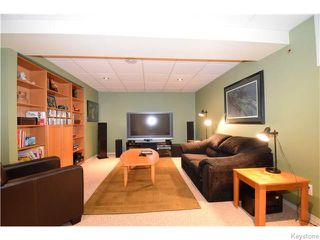 Photo 8: 58 Haverstock Crescent in Winnipeg: Linden Woods Residential for sale (1M)  : MLS®# 1622551
