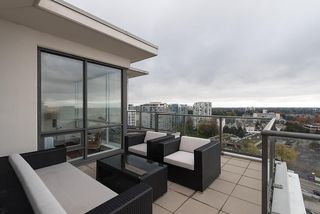 "Photo 18: 1701 7555 ALDERBRIDGE Way in Richmond: Brighouse Condo for sale in ""OCEAN WALK"" : MLS®# R2116269"