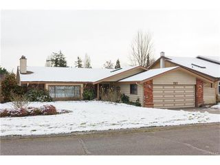 Photo 1: 737 Paskin Way in VICTORIA: SW Royal Oak Single Family Detached for sale (Saanich West)  : MLS®# 747858