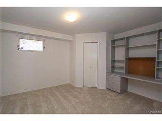 Photo 19: 74 Hopwood Drive in Winnipeg: Tuxedo Residential for sale (1E)  : MLS®# 1700022