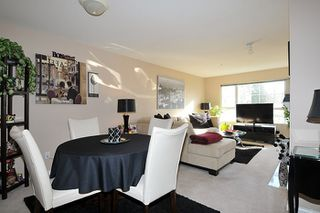 """Photo 3: 212 2970 PRINCESS Crescent in Coquitlam: Canyon Springs Condo for sale in """"THE MONTCLAIRE"""" : MLS®# R2135422"""