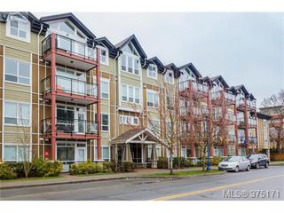 Photo 1: 319 2710 Jacklin Road in VICTORIA: La Langford Proper Condo Apartment for sale (Langford)  : MLS®# 375171