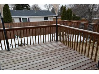 Photo 16: 27 Lake Albrin Bay in Winnipeg: Waverley Heights Residential for sale (1L)  : MLS®# 1706470