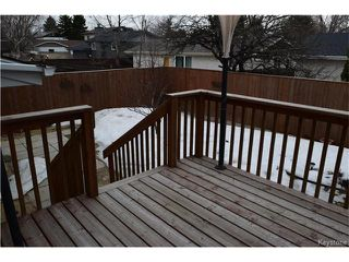 Photo 17: 27 Lake Albrin Bay in Winnipeg: Waverley Heights Residential for sale (1L)  : MLS®# 1706470