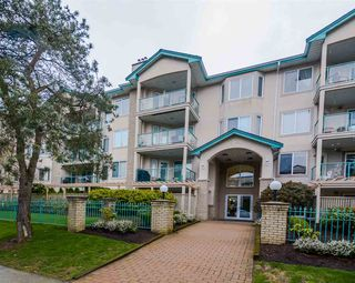 "Photo 1: 407 20443 53 Avenue in Langley: Langley City Condo for sale in ""COUNTRY SIDE ESTATES"" : MLS®# R2150486"