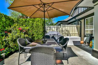 "Photo 19: 13 17917 68 Avenue in Surrey: Cloverdale BC Townhouse for sale in ""WEYBRIDGE LANE"" (Cloverdale)  : MLS®# R2170023"