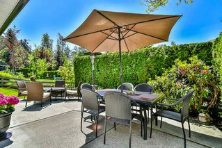 "Photo 18: 13 17917 68 Avenue in Surrey: Cloverdale BC Townhouse for sale in ""WEYBRIDGE LANE"" (Cloverdale)  : MLS®# R2170023"