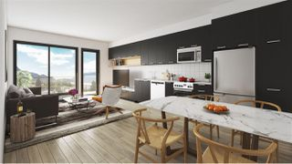 """Photo 2: 612 38013 THIRD Avenue in Squamish: Downtown SQ Condo for sale in """"The Lauren"""" : MLS®# R2222831"""