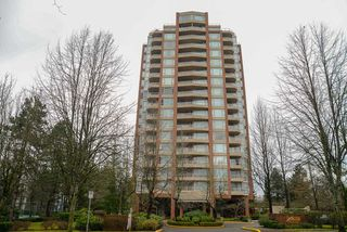 Photo 3: 1703 4657 HAZEL Street in Burnaby: Forest Glen BS Condo for sale (Burnaby South)  : MLS®# R2236882