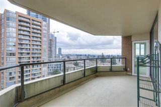 "Photo 15: 1404 6152 KATHLEEN Avenue in Burnaby: Metrotown Condo for sale in ""THE EMBASSY"" (Burnaby South)  : MLS®# R2246518"