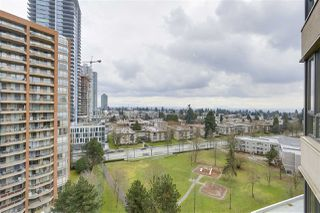 "Photo 18: 1404 6152 KATHLEEN Avenue in Burnaby: Metrotown Condo for sale in ""THE EMBASSY"" (Burnaby South)  : MLS®# R2246518"