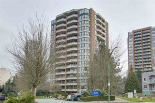 "Photo 1: 1404 6152 KATHLEEN Avenue in Burnaby: Metrotown Condo for sale in ""THE EMBASSY"" (Burnaby South)  : MLS®# R2246518"