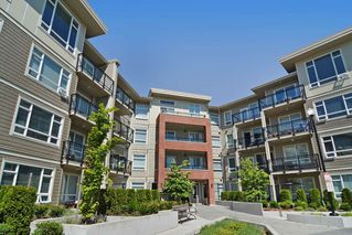 Photo 1: C110 20211 66 AVENUE in Langley: Willoughby Heights Condo for sale : MLS®# R2245197
