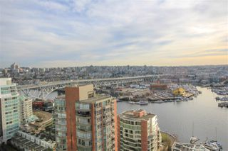 Photo 2: 2101 1000 BEACH AVENUE in Vancouver: Yaletown Condo for sale (Vancouver West)  : MLS®# R2248536