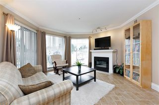 """Photo 2: 320 1219 JOHNSON Street in Coquitlam: Canyon Springs Condo for sale in """"MOUNTAINSIDE PLACE"""" : MLS®# R2255929"""