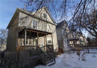 Photo 1: 271 Langside Street in Winnipeg: West Broadway Residential for sale (5A)  : MLS®# 1801843